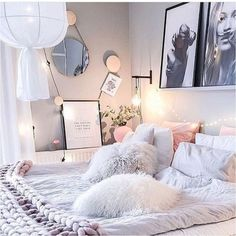Unique 100+ Bedroom Decorating Ideas for Teen Girls http://decoriate.com/2018/03/07/100-bedroom-decorating-ideas-for-teen-girls/
