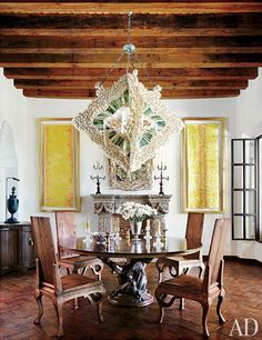 How Top Designers and Architects Decorate Their Dining Rooms