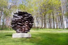 Tony Cragg @ Cass Sculpture Foundation is a not-for-profit organisation that inspires and enables creativity in contemporary sculpture.