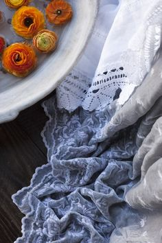 Love the flowing textures and colours, love Bella Notte linens with their amazing colour choices and fabrics! Color in feng shui: http://fengshui.about.com/od/fengshuicures/qt/fengshuicolor.htm More tips: http://FengShui.About.com
