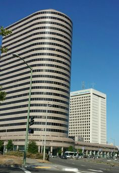 Downtown Oakland Office Buildings