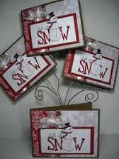 Image result for a cute christmas stampin up