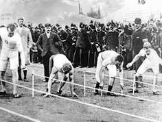 Thomas Burke winner of at the first modern Olympics - 1896 in Athens, Greece 1896 Olympics, Rio Olympics 2016, Summer Olympics, Modern Games, Summer Dream, Track And Field, Female Athletes, Olympic Games, History