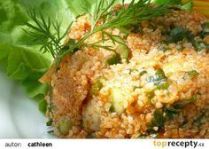 Kisir (turecký salát) recept - TopRecepty.cz