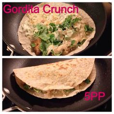 fan recipe: healthier gordita crunch made with popchips for all the flavor and half the fat of fried chips!