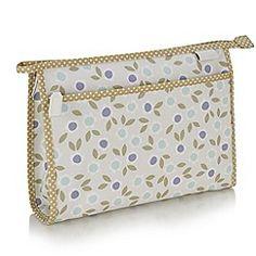 Victoria Green - 'Mia' wash bag