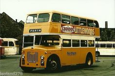 COLOUR BUS PHOTO - ALEXANDER NORTHERN NRB169 | eBay