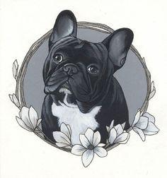 french bulldog coloring pages French bulldog Graphics