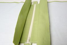 Recessed zipper tutorial ....Better than the way I do it....