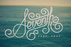 Seventh St. Surf Shop logo