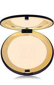 "Estee Lauder Double Wear Pressed Powder Foundation - Great for a photo finish while maintaining a natural ""skin"" look"