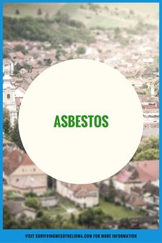 Asbestos related collection