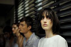 An exclusive backstage look at spring/summer 2015 #whistlesfashion #behindthescenes #modelmayhem