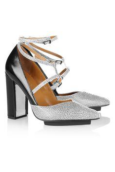 3.1 Phillip Lim.Carmen leather multi-strap sandals.