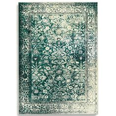Found it at Wayfair.co.uk - Afghan Teal Area Rug