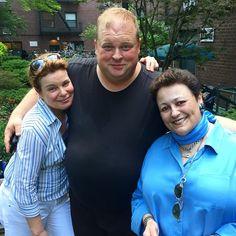 Catherine Curtin, Joel Marsh Garland and Barbara Rosenblat