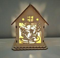 maisonnette, décoration, noël, bullelodie http://www.bullelodie.com/2015/12/potins-175.html