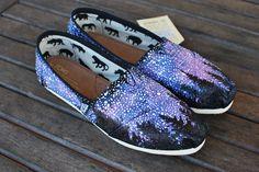 Alaska Galaxy TOMS shoes