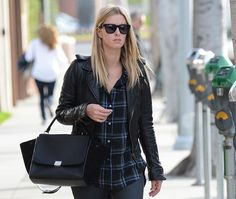 Nicky Hilton goes for a stroll with her Celine bag
