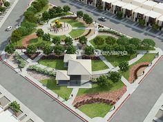 6 Useful Tips For Any Landscape Design – Home Dcorz Plans Architecture, Landscape Architecture Drawing, Landscape Design Plans, Park Landscape, Urban Landscape, Lanscape Design, Urban Design Plan, Design Exterior, Urban Park