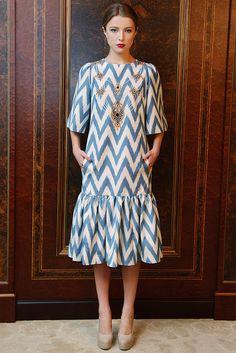 Контрасты и сочные цветовые решения от узбекского бренда с европейскими мотивами.