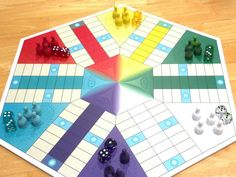 Pachisi for 6