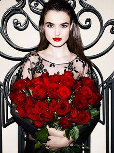 she-loves-fashion:  Blanca Padilla by Matt Irwin for Vogue Spain February 2015