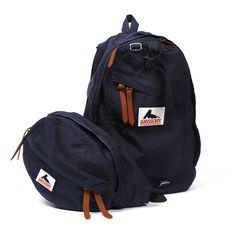 <GREGORY×KAPTAIN SUNSHINE×BEAMS PLUS>Backpack,Waist Bag