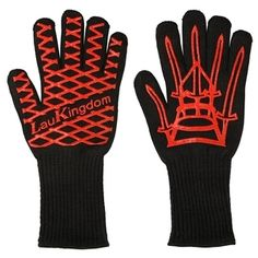 LauKingdom  耐热烧烤烹饪手套 特价 $15.99 - https://www.168168.com/seller/laukingdom-bbq-grilling-cooking-gloves-iron-throne-932-f-extreme-heat-resistant-oven-mitts-14-long-for-extra-forearm-protection-1-pair/