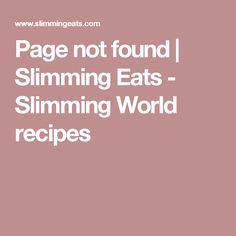 Slimming Eats Sunday Dinner - Slimming World recipes Slimming Eats, Slimming World Recipes, Syn Free Gravy, Chunky Vegetable Soup, Turkey Chilli, Tuna Pasta Bake, Teriyaki Meatballs, Asparagus Soup, Breakfast Hash