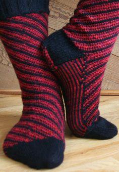 Socks of a Different Stripe