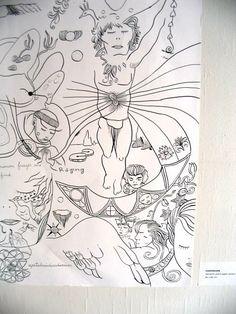 Lemniscata (detail). By Guilherme Pilla. 2004.