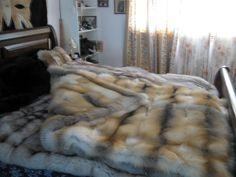 Cal Meir's Fur Bed - Climb In!                                                                                                                                                                                 More