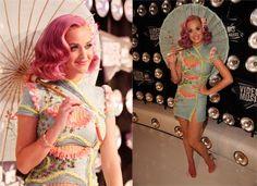 Katy Perry, Apple Blossom print