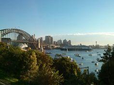 Ocean cruisers in Sydney