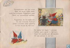 Piggelmee en vrouw Tureluur
