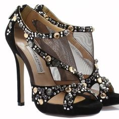 Jimmy Choo Celebrates 15 Years of Crystal Shoe Collection