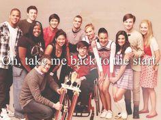 Glee :(