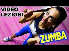 Zumba Fitness Lezioni in italiano per imparare - Esercizi per allenamento completo a casa gratis - YouTube