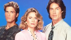 Thorne, Caroline & Ridge (B & B)