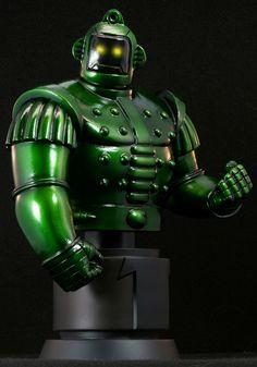 Titanium Man mini-bust - Bowen Designs