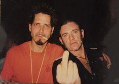 Hell Of Metal — Chris & Lemmy