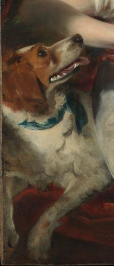 DETAIL: Lady Maria Conyngham (died 1843) Sir Thomas Lawrence (British, Bristol 1769–1830 London)