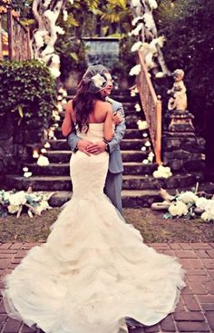 this is what I want,love the dress, backless wedding dress wedding dresses