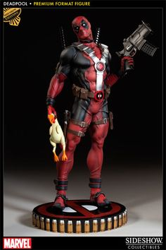 Sideshow Collectibles - Deadpool Premium Format Figure