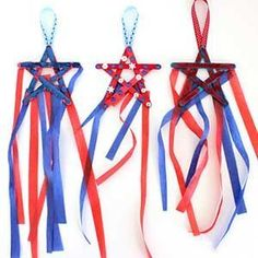 Check out these 25 of July Crafts for Kids! Our fun and easy Fourth of July crafts are great to make as decorations for a party or as cute hats or wands. The post 25 of July Crafts for Kids appeared first on Easy Crafts. Daycare Crafts, Toddler Crafts, Preschool Crafts, Kids Crafts, Easy Crafts, Craft Projects, Arts And Crafts, Craft Ideas, Camping Crafts For Kids