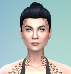 Thunder and lightning and marshmallows: Trill Spots Skintone TS4