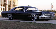 Muscle automobile - 65 Impala SS-1