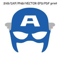 Masque imprimer masque de captain america colorier images diverses pinterest - Masque de captain america ...
