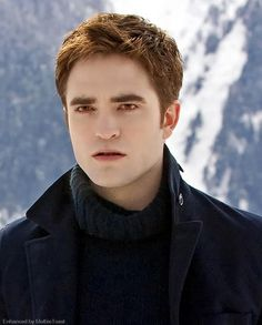 Rob Pattinson/ Edward